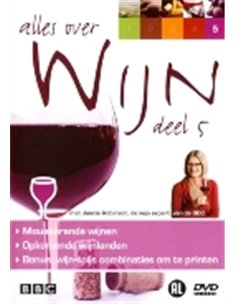 Alles over wijn 5 - Jancis Robinson - DVD (1995)