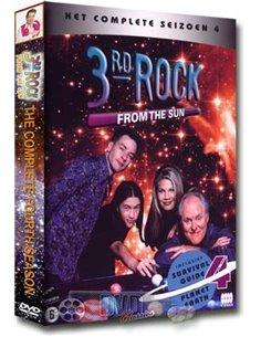 3rd Rock From the Sun - Seizoen 4 [4DVD] - DVD (1998)