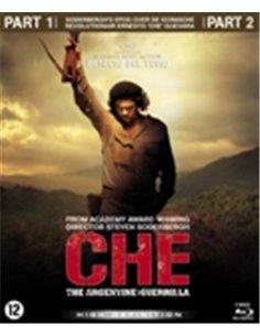 Che 1&2 - Julia Ormond, Benicio Del Toro, Oscar Isaac - Blu-Ray (2008)
