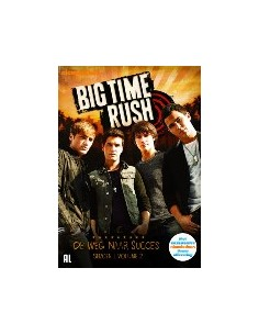 Big Time Rush - Seizoen 1 deel 2 - DVD (2010)