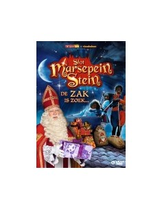 Slot Marsepeinstein - De zak is zoek - DVD (2013)