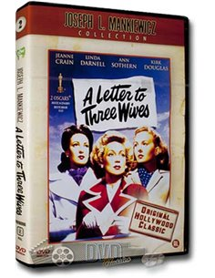 A Letter to Three Wives - Kirk Douglas - DVD (1949)