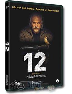 12 - Nikita Mikhalkov, Apti Magomaev, Sergey Garmash - DVD (2007)