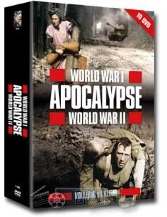 Apocalypse WW1 + Apocalypse WW2  - DVD (2016)