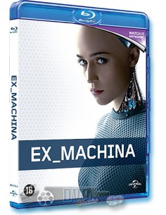 Ex machina - Blu-Ray (2015)
