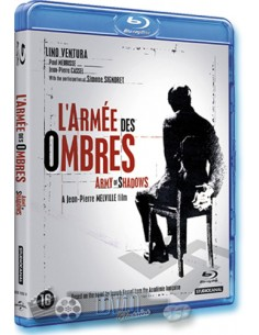 Army of Shadows - Lino Ventura, Simone Signoret - Blu-Ray (1969)