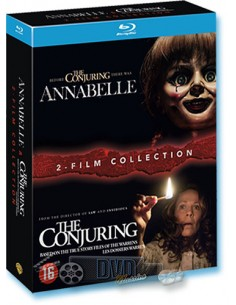 Annabelle/Conjuring - Blu-Ray (2015)