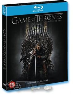Game of thrones - Seizoen 1 - Blu-Ray (2011)