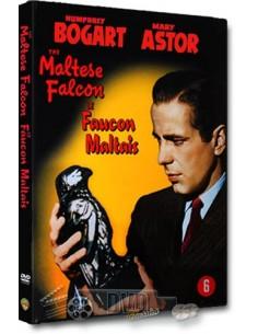 The Maltse Falcon - Humphrey Bogart, Peter Lorre - DVD (1941)