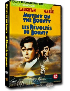 Mutiny On The Bounty - Clark Gable - Frank Lloyd - DVD (1935)