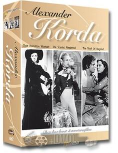 Alexander Korda box - DVD (2008)