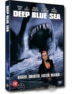 Deep Blue Sea - Samuel L. Jackson - Renny Harlin - DVD (1999)