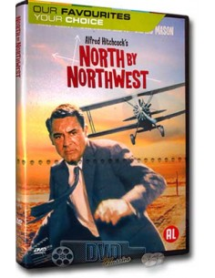 North By Northwest - Cary Grant - Alfred Hitchcock - DVD (1959)