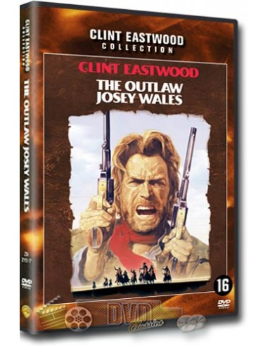 Clint Eastwood - The Outlaw Josey Wales - DVD (1976)