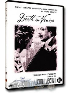 Death in Venice - Dirk Bogarde - Luchinio Visconti - DVD (1971)