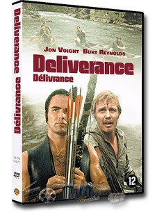 Deliverance - Jon Voight, Burt Reynolds - John Boorman - DVD (1972)