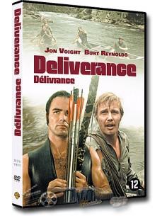 Deliverance - Jon Voight, Burt Reynolds - John Boorman - DVD (1972)