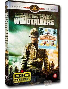 Windtalkers - Nicolas Cage, Christian Slate - DVD (2002)
