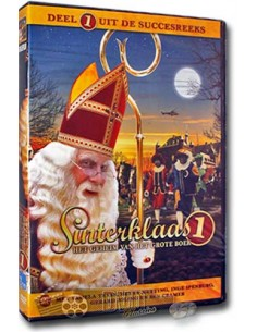 Sinterklaas 1 - Het Geheim van het Grote Boek - DVD (2008)