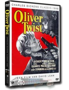 Oliver Twist - Robert Newton, Alec Guinness - DVD (1948)