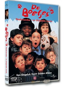 De Boefjes - Ross Bagley, Courtland Mead - DVD (1994)