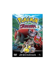 Pokemon - Zoroark - DVD (2011)