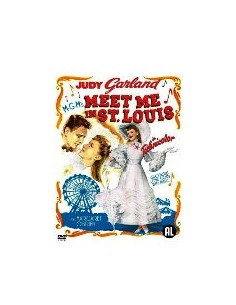 Meet Me in St. Louis - Judy Garland, Margaret O'brien - DVD (1944)
