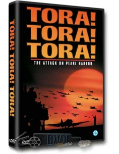 Tora, Tora, Tora - E.G. Marshall, James Whitmore - DVD (1970)