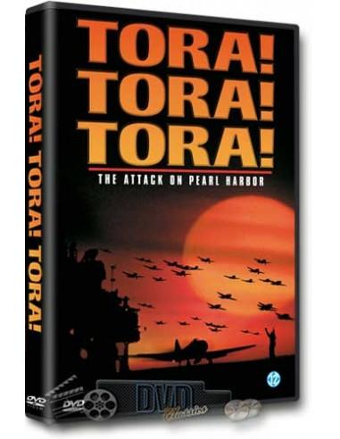 Tora, tora, tora - DVD (1970)