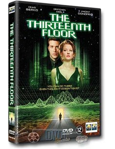 The Thirteenth Floor - Craig Bierko, Gretchen Mol - DVD (1999)