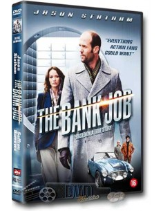 The Bank Job - Jason Statham - DVD (2008)