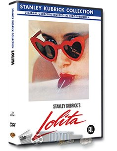Lolita - James Mason, Shelley Winters - DVD (1962)