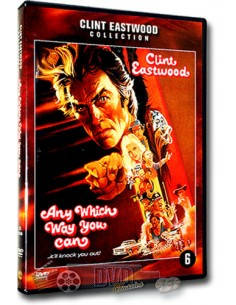 Any Which Way You Can - Clint Eastwood, Sondra Locke - DVD (1980)