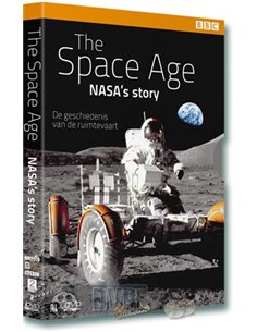 The Space Age - Nasa's Story - BBC - DVD (2009)