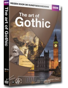The Art of Gothic - BBC - DVD (2014)
