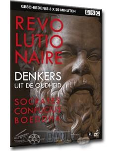 Revolutionaire Denkers uit de Oudheid  - DVD (2015)