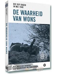 Die vijf dagen in mei 1940 - De waarheid van Wons - DVD (2012)