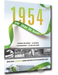 1954 Uw jaar in beeld - DVD (2012)