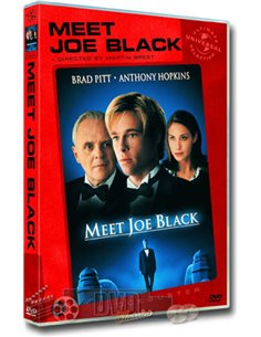 Meet Joe Black - Anthony Hopkins, Brad Pitt - DVD (1998)