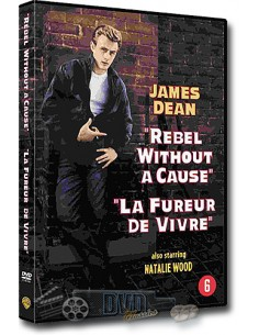 Rebel Without A Cause - Dennis Hopper, James Dean - DVD (1955)