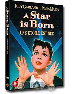 A Star Is Born - Judy Garland, James Mason - DVD (1954)