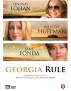 Georgia Rule - Jane Fonda, Lindsay Lohan - DVD (2007)
