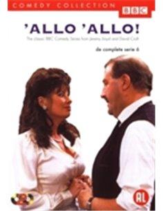 Allo Allo - Seizoen 6 - BBC - DVD (1989)