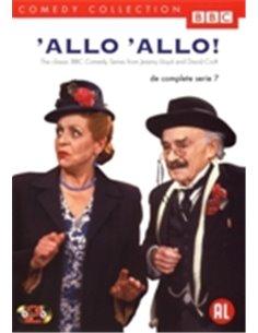 Allo Allo - Seizoen 7 - BBC - DVD (1991)