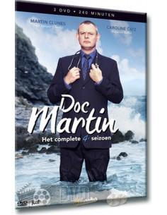 Doc Martin - Seizoen 4 - Martin Clunes, Caroline Catz - DVD (2009)