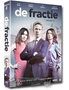 De Fractie - Seizoen 2 - Mads Wittermans, Tijn Docter - DVD (2015)
