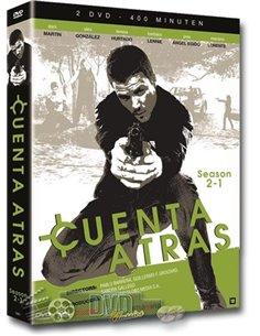 Cuenta atras - Seizoen 2 deel 1 - DVD (2007)