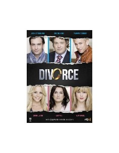 Divorce - Seizoen 1 - DVD (2012)