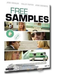 Free Samples - Jesse Eisenberg, Jess Weixler - DVD (2012)