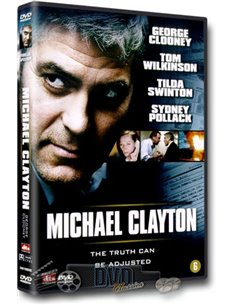 Michael Clayton - George Clooney, Tilda Swinton - DVD (2007)